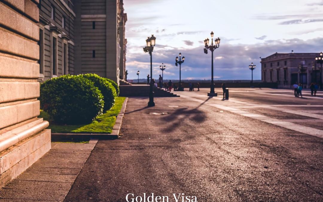 ¿Cómo obtener la Golden Visa?